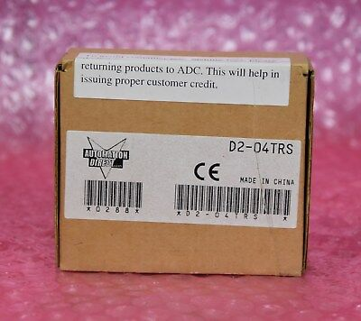 Automation Direct Relay Output Typ: D2-04TRS Neu/OVP