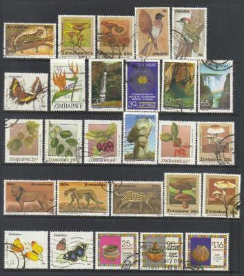 Zimbabwe Qeii Used Selection