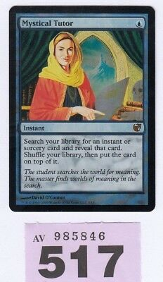 MTG Magic the Gathering - Mystical Tutor - Foil - From the Vault: Exiled