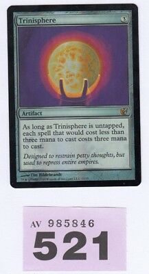 MTG Magic the Gathering - Trinisphere - Foil - From the Vault: Exiled