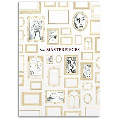 Notebook Masterpieces - Pocket Purse Notebook - School Office Student Stationary