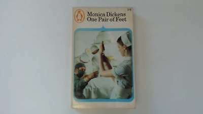 Acceptable - One Pair Of Feet - Dickens, Monica 1966-01-01 The hinges are in goo