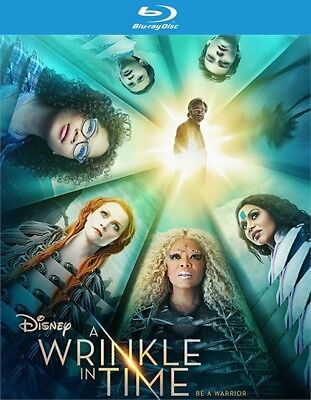 A Wrinkle in Time (Blu-ray Disc ONLY, 2018) - Disney