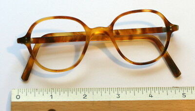 Rare Authentic Genuine Demi Blonde Old Stock Never Used Spectacles, C1940