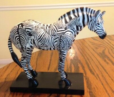 trail of painted ponies figurine- Incognito