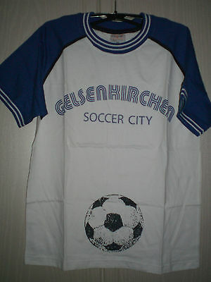 T.shirt  Soccer City  Gelsenkirchen Fussball Gr 140 152 S