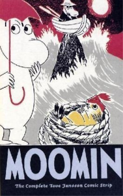 Tove Jansson-Moomin: Book 4 Book New