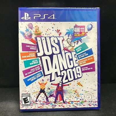 Just Dance 2019 (PS4 / PlayStation 4) BRAND NEW / Region Free