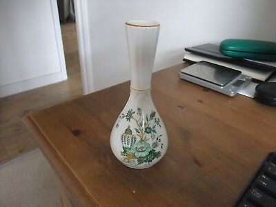Delightful Crown Staffordshire Bone China Bud Vase In the Kowloon Pattern.
