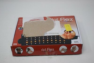 dpl Flex Pain Relief System LED Light Therapy Wrap Pad GET RELIEF! -New Open Box