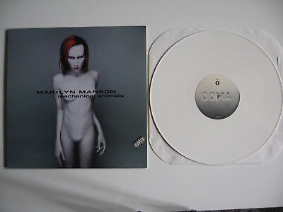 Marilyn Manson Mechanical Animals Nothing Records 490 273-1 only 1st Rec.