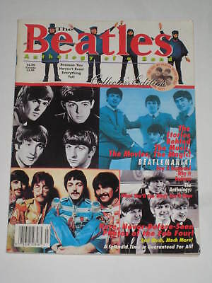 The Beatles Anthology Of A Band // Collectors Edition // Usa Magazine 1996 Rare