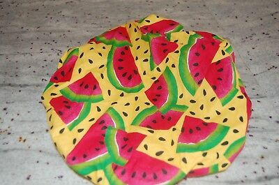 Bouffant surgical scrub hat cap medical WATERMELONS