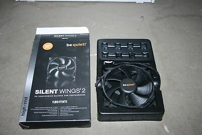 Be Quiet Silent Wings 2 Lüfter 120 mm