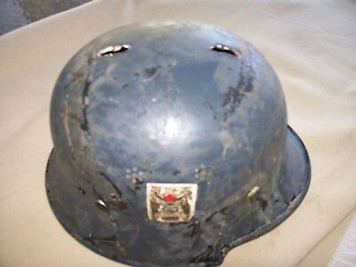 State Of Silesia Red Cross Helmet