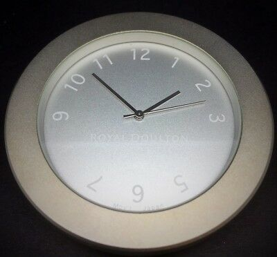 ROYAL DOULTON JAPANESE MOVEMENT QUARTZ CLOCK INSERT 56mm Dia