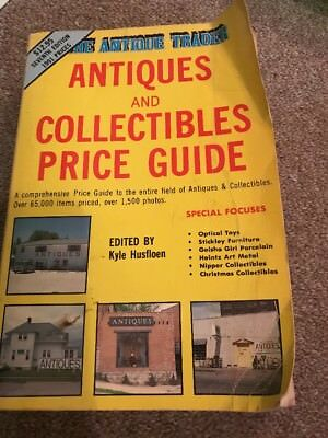 The Antique Trader Antiques and Collectibles Price Guide 7th Ed (1990 Softcover)