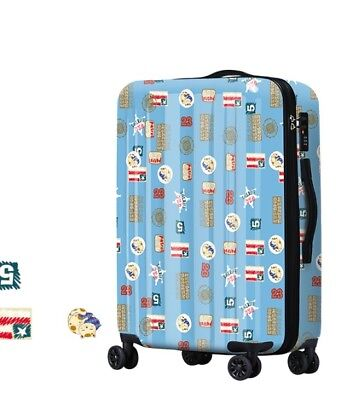 A169 Elegant Universal Wheel ABS+PC Travel Suitcase Luggage 28 Inches W
