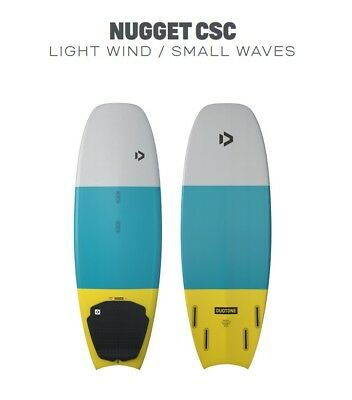 Duotone Nuggett CSC - Light Wind / Small Waves Kite board (2019)