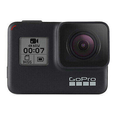 GoPro Hero7 Black Actioncam Kamera Outdoor Camera Camcorder 4K60 Sprachsteuerung