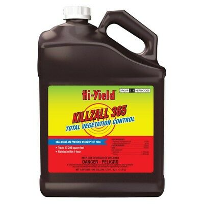 Hi-Yield 7647068 1 gal 365 Weed & Grass Killer Liquid Concentrate Assorted