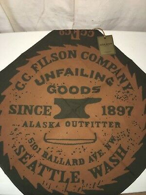 New With Tags Filson Made In Usa Limited Edition Bandana