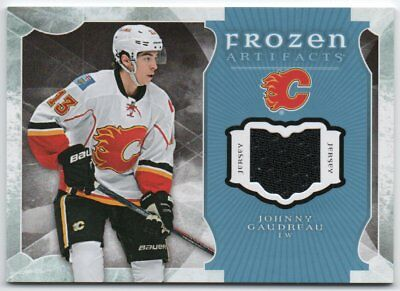 2015-16 Artifacts Frozen Artifacts Jerseys Blue GU Pick Any Complete Your Set
