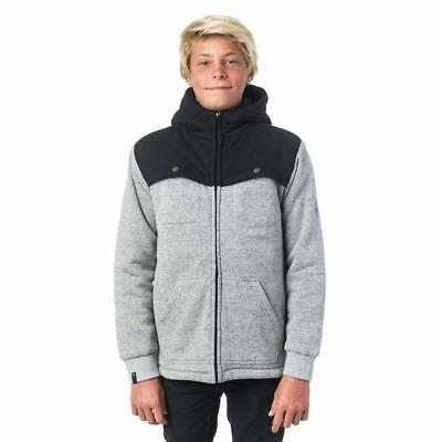Rip Curl Warm Quilted Half Zip Fleece Cement Marle , Felpe Rip curl , sport