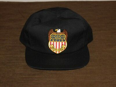 Police Baseball Cap Hat Us Ncis Special Agent  New Unused