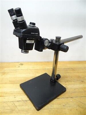 Bausch & Lomb Precision Stereo Microscope 10X W/ Weigthed Base Stand