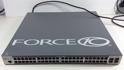 Force10 S50-01-GE-48T-AC, 48 port PoE Access Switch, - AM - X
