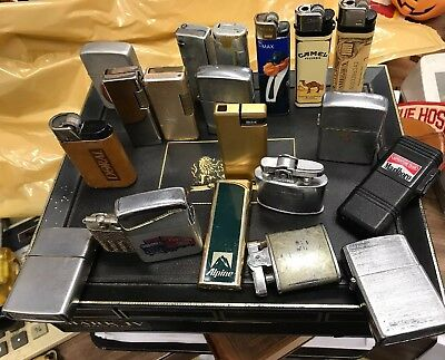 Lot Of 20 Lighters