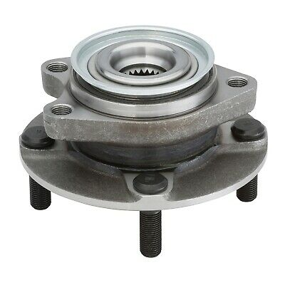 Front Non-ABS Wheel Bearing and Hub Assembly MOOG 513308 For Nissan Versa 07-11
