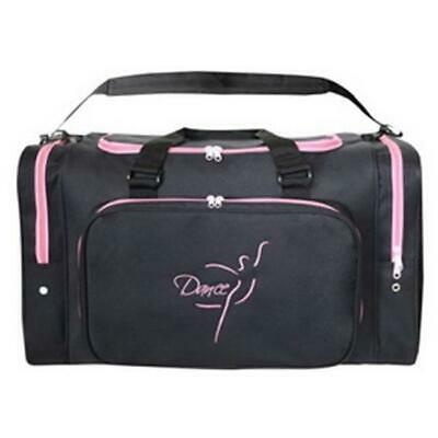 Sassi Designs CLD-04 Classy Dance Embroidered Duffel Bag