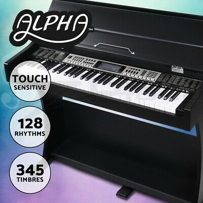【20%OFF$240】 Electronic Digital Piano Keyboard 61 Key Electric Classical Music