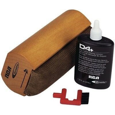 DISCWASHER(R) RD1006 Discwasher(R) Wet System Vinyl Record Care System