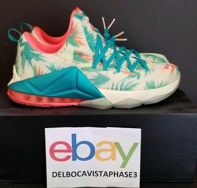 a968df550d799 NIKE LEBRON XII 12 Low PRM Lebronold Palmer DS Size 11.5 - $90.00 ...