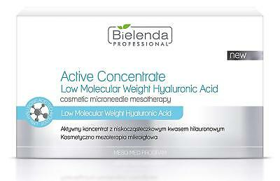 Bielenda Active Concentrate with Hyaluronic Acid,10x 3ml for mesotherapy