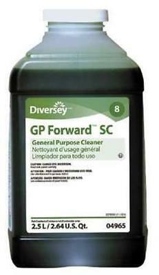 Diversey 904965 CPC 2.5 litre GP Forward SC General Purpose Cleaners - Case of 2