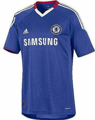 8aa12c773 nwt~Adidas CHELSEA FC England Football Soccer Jersey shirt Home Top~Mens  size XL