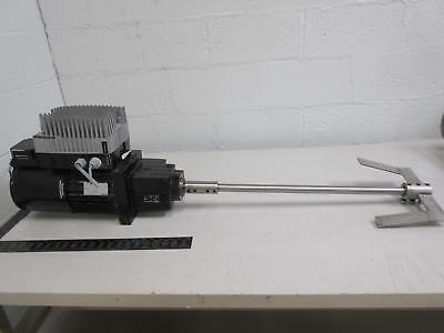 Lenze MDXMA1M09O-32 Industrail Lab Mixer Blender 29 inch 2HP for Tank