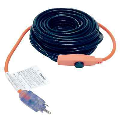 M-D 04366 24' Pipe Heating Cable With Thermostat