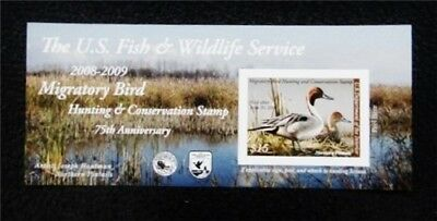 nystamps US Duck Stamp # RW75A Mint OG NH $23