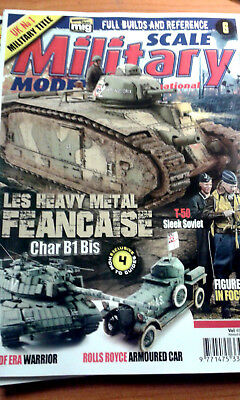 Scale Military Modeller  May  2018