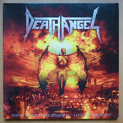 DoLP DEATH ANGEL – Sonic German Beatdown – Live in Germany