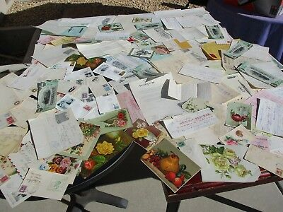 1830-1900 HUGE (100+) Stamps,Stampless Covers,document,cards,signed letters,lot