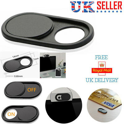 Webcam Cover Slider Camera Shield Privacy Protect Sticker for Laptop Phone UK
