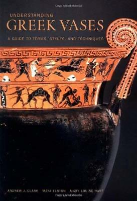 Understanding Greek Vases ? A Guide to Terms, Styles, and Techniques Clark 1st