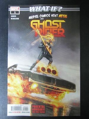 Ghost Rider: What-If? #1 - December 2018 - Marvel Comics # E34
