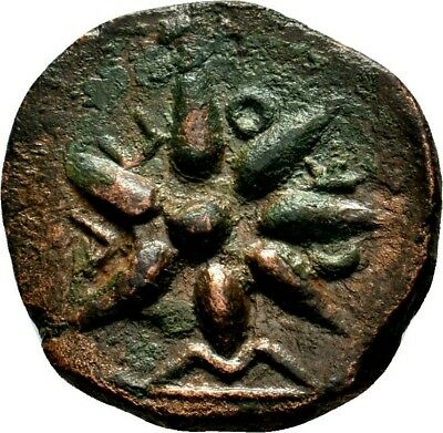 PONTOS. . Ae (Late 2nd/Early 1st centuries BC). Time of Mithradates VI. Very RR